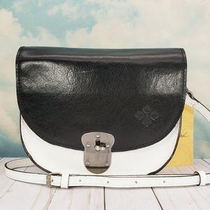 Patricia Nash Bettina Saddle bag Crossbody